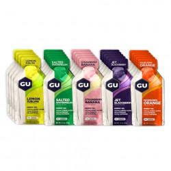 15% скидка на продукцию GU и Saltstick