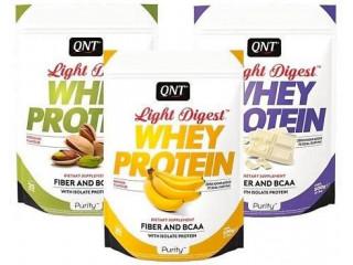 Новый низкокалорийный продукт от QNT