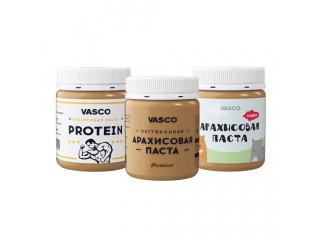 Поступление арахисовой пасты VASCO