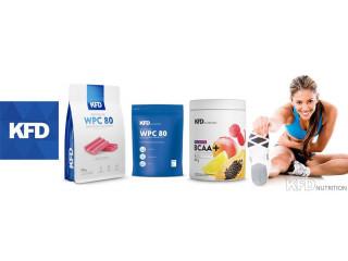KFD nutrition - без вредных и ненужных добавок!