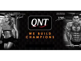 Поступление QNT nutrition