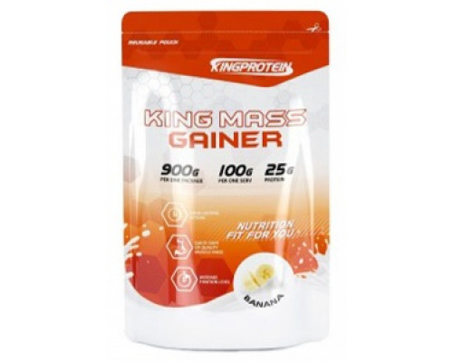 KING MASS 900g King protein