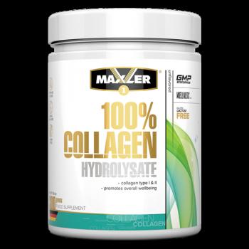 100% Сollagen Hydrolysate 300г Maxler