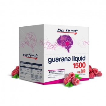 Guarana Liquid 1500 25мл Be First