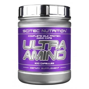 Ultra Amino 200caps Scitec