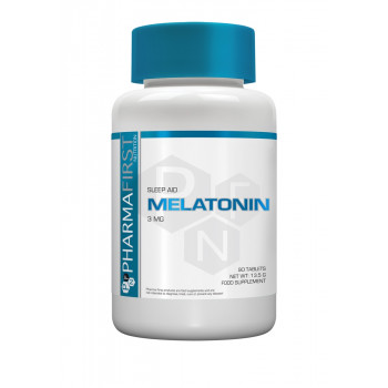 Melatonine 3mg 90caps PF