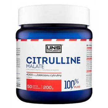 100% Pure CITRULLINE MALATE 200g UNS
