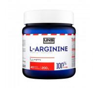 100% Pure L-ARGININE 200g UNS