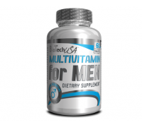 Multivitamin for Men 60 tabs (Men's Performance) BioTech