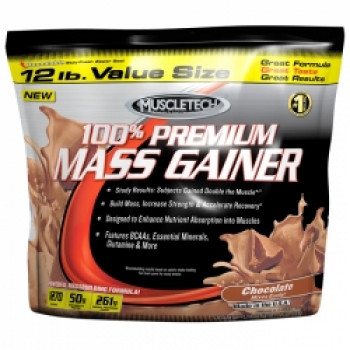 100% Mass Gainer 12lb MT