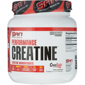 Creatine Performance 600g SAN