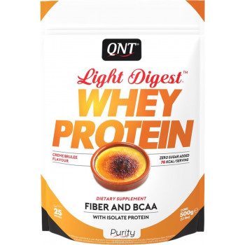 Light Digest Whey Protein 500г QNT