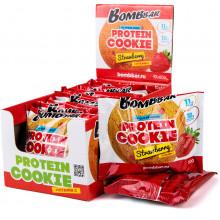 BombBar печенье протеиновое 60г