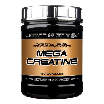 Mega Creatine 150caps Scitec