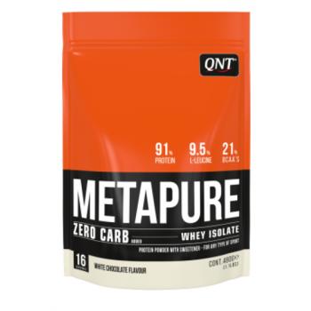 METAPURE Zero Carb Isolate 480g QNT