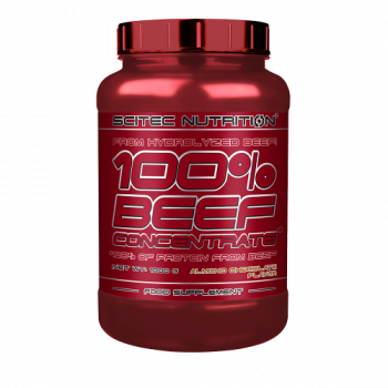 100% Beef Concentrate 1000г Scitec