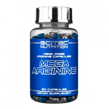 Mega Arginine 90caps Scitec