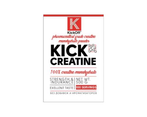 Creatine 500г KickOff