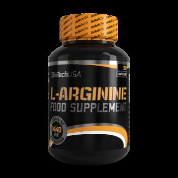 L-Arginine 90 caps BioTech