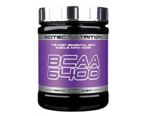 BCAA 6400 125tab Scitec