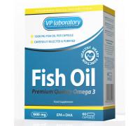 Fish Oil 1000мг 60caps Vplab