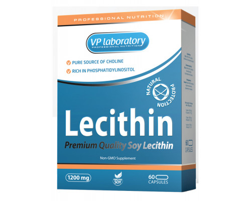 Lecithin 60caps Vplab