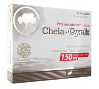 Chela-Zink 30caps Olimp