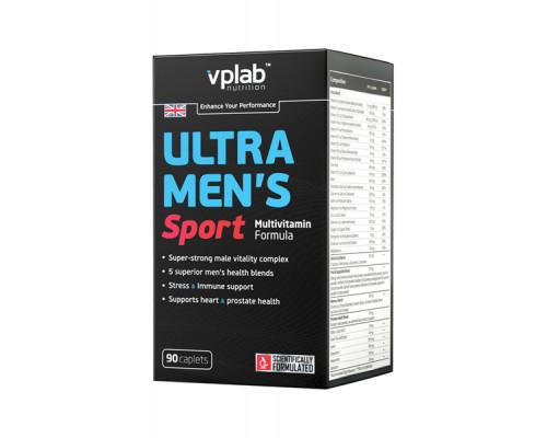 Ultra Mens Sport multivitamine 90caps VPlab