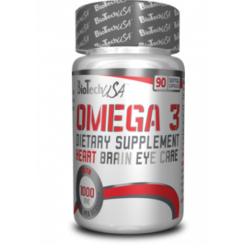 Omega 3 90 softgels BioTech