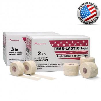 14071 Tear Lastic Tape 5,0см х 6,9м легкоразрываемый Pharmacels