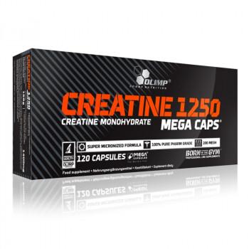 Creatine Mega Caps 120 caps Olimp