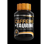 Caffeine and taurine power force 60caps Biotech
