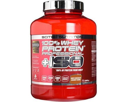Whey Protein Prof + ISO 2280g Scitec