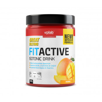 FitActive Isotonic Drink 500г VPlab