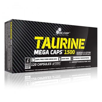 Taurine Mega Caps 120 caps Olimp