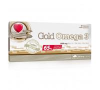 Gold Omega 3 65% 60 капс OLIMP
