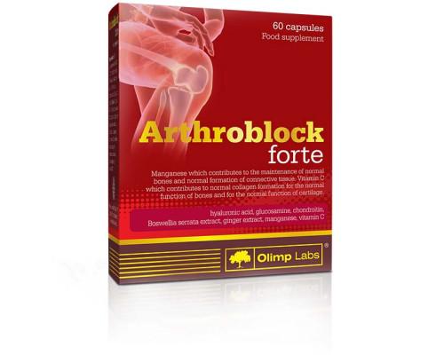 Arthroblock Forte 60 caps Olimp
