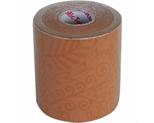 Dynamic Tape 7,5cm x 5m Beige/Beige  Tattoo