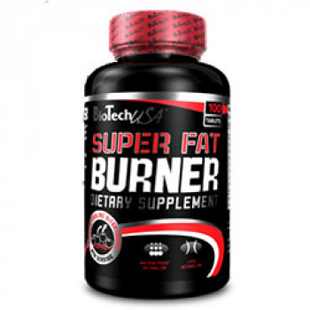 Super Fat Burner 120 tab Biotech