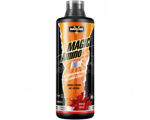 Amino Magic 1000мл Energy Maxler