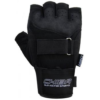 Перчатки Chiba Wrist Saver мужские Черный (40567)
