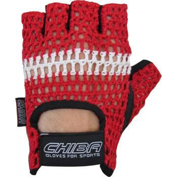 Перчатки Chiba Athletes Choice унисекс Красный (40527)