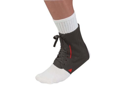 208 Бандаж на лодыжку двусторонний Bilateral Ankle brace, White