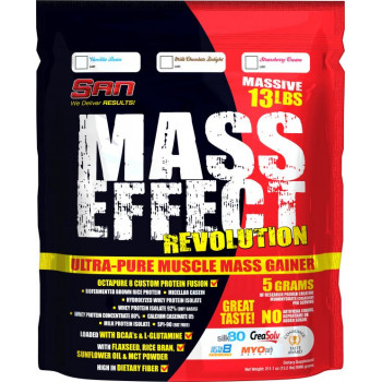 Mass Effect Revolution 13lb SAN