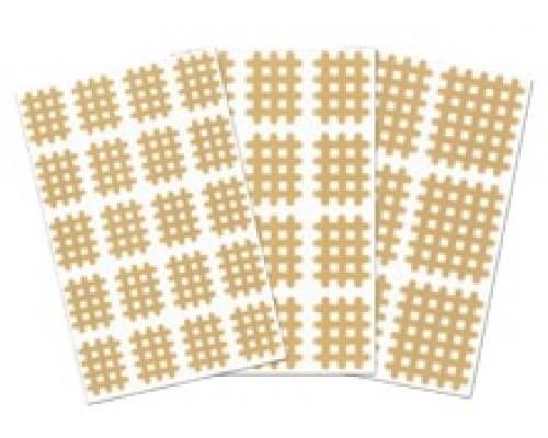 BB-CROSS TAPE 2,8см*3,6см (тип В), 20 листов