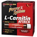 L-carnitine Attack 25ml 3600мг Power System