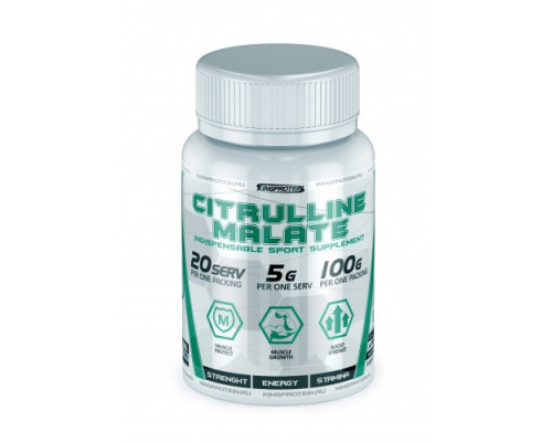 Citrullin Malate 100г King Protein
