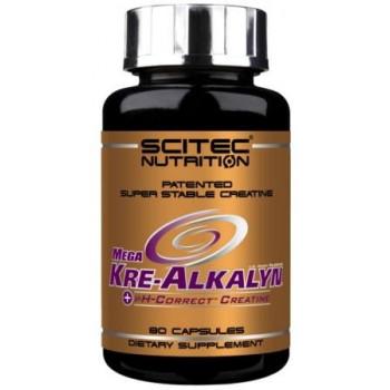 Mega Kre-Alkalyn 80caps Scitec