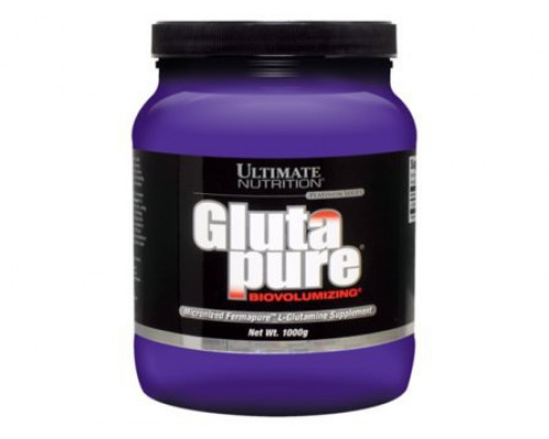 Glutapure 1000мг Ultimate Nutrition