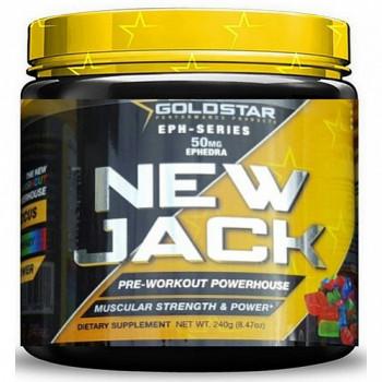 New Jack EPH 240 гр/30 порц Gold Star